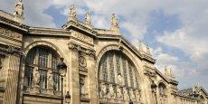 La gare du Nord accueille sur 80.000 mètres carrés plus de 2.000 trains par jour.