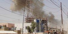 Daesh poursuit son offensive pour relier Ramadi à Falloudja, cette ville qu'il contrôle depuis un an.