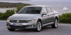 Lancée à l'automne 2014, la nouvelle Passat a été élue en mars voiture de l'année au salon de Genève.