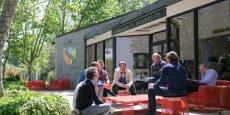 La Singularity University est basée à Moffett Field, en Californie, près d'un centre de recherche de la Nasa.