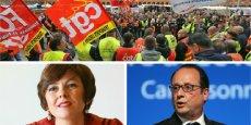 La grève des bus, Carole Delga et François Hollande ont notamment marqué l'actu cette semaine