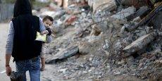 Lerapport estime également qu'un gouvernement palestinien unifié pour la Cisjordanie et dans la bande de Gaza est nécessaire pour reconstruire l'économie du territoire.