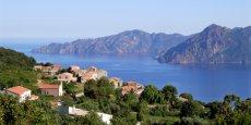 Grâce à ses îles, notamment la Corse, la France régne sur un domaine maritime de 11 millions de kilomètres carrés