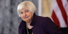 Janet Yellen, présidente du Conseil des gouverneurs de la Réserve fédérale, reste prudente sur la croissance