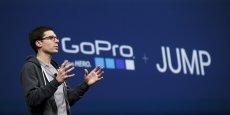 Google lance un programme intitulé Jump. Il permet de créer des vidéos à 360 degrés pour les casques de réalité virtuelle, grâce à un assemblage de 16 caméras.