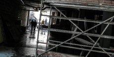 Les architectes espèrent voir le bout du tunnel de la crise qui touche le secteur du bâtiment et leur profession.