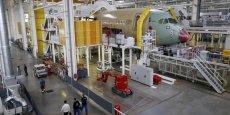 Une partie importante de cette réussite dans le secteur civil est dopée par le carnet de commandes d'Airbus qui a livré l'an dernier 629 avions et par Boeing (723 avions).