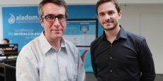 La startup rennaise Aladom est aujourd'hui un leader français du service à la personne.