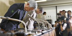 Toichiro Mizushima, président de la structure, a présenté ses excuses pour ne pas être parvenu à empêcher le cyberpiratage.