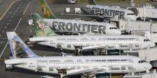 Frontier est l'un des 15 clients d'Airbus en Amérique du Nord