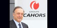 Michel Hibon, président du Groupe Cahors