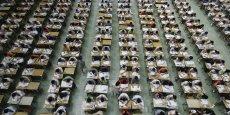 Au moins deux millions d'étudiants échoueront au fameux concours chinois Gaokao cette année. 60.000 kits électroniques destinés à la fraude y avaient été saisi en 2012.