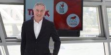 Patrick Bertrand, président de Lyon French Tech.