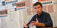 Bernard Farges, président du Conseil interprofessionnel du vin de Bordeaux