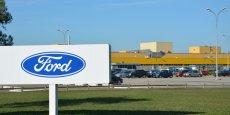 Ford Aquitaine Industries employait 984 équivalent temps plein à durée indéterminée en janvier dernier.