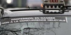 L'annonce de l'arrivée du service UberPop à Marseille, Nantes et Strasbourg avait provoqué lundi une levée de bouclier des chauffeurs de taxis qui avaient bloqué des artères des villes concernées avec leurs véhicules.