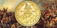 Au départ, la Belgique souhaitait émettre 280.000 pièces de deux euros pour commémorer la bataille de Waterloo.