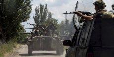 Pour la première fois depuis le cessez-le-feu de février instauré à Minsk, une action militaire d'envergure a été menée mercredi à Mariinka, en Ukraine, par des séparatistes pro-russes.