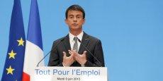 Mardi, Manuel Valls, le Premier ministre annoncé dix-huit mesures en faveur de l'emploi dans les TPE et les PME