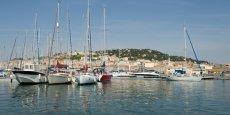 Environ 10 M€ ont déjà été investis sur le port de plaisance de Sète entre 2011 et 2015.