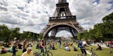 A Paris, le nombre de nuitées hôtelières a reculé de 0,2% au deuxième trimestre, d'après l'Insee. Mais l'investissement dans le secteur reste soutenu.