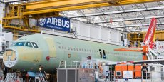 Une nouvelle chaîne d'assemblage final de l'A320 pourrait voir le jour à Hambourg