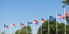 En 2014, le chiffre d'affaires export des entreprises du Gifas a atteint plus de 33 milliards d'euros