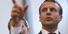 Emmanuel Macron, ministre de l'Economie, réclame un grand débat d'idées avant la présidentielle de 2017 et compte y participer en homme libre de tout parti politique.