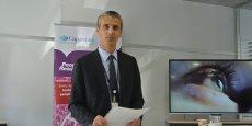 Nicolas De Taeye, le vice président digital et retail de Capgemini.