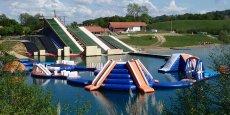 La base d'Eco-loisirs au lac des Arroques à Guiche a bénéficié d'un prêt Bultza sur 4 ans de 15.000 €, et un prêt Nacre de 10.000 €  sur 5 ans à taux 0 % sans garantie. Le Conseil régional a participé à hauteur de 45.000 €.