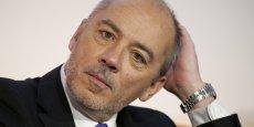 Stéphane Richard, le PDG d'Orange, ne cesse de plaider en faveur d'une consolidation à l'échelle européenne.