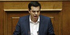 Le moment est venu pour que les propositions du FMI soient jugées non seulement par nous mais surtout par l'Europe (...) car l'Europe doit discuter non seulement pour la Grèce mais aussi pour l'avenir de la zone euro, a déclaré Alexis Tsipras.
