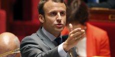 Emmanuel Macron réunira les opérateurs de télécommunications le 16 juillet, afin de faire le point, entre autres, sur le très haut débit.