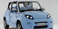 La Bluesummer est dotée d'une autonomie de 200 km en cycle urbain et de 100 km en cycle extra-urbain;