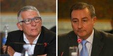 Pierre Cohen et Jean-Luc Moudenc s'affrontent une nouvelle fois sur la question des finances