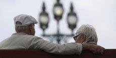 La France enregistrera la baisse la plus importante des dépenses de retraite de la zone euro.