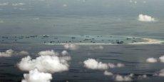 Au cours des deux dernières années, la Chine a pris le contrôle de plus de 2.000 hectares de territoire en mer.