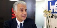 Didier Kayat, directeur général délégué de Daher, dont la plus grosse usine est située à Tarbes