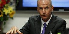 Dennis Muilenburg, qui a dirigé la division Défense, Espace et Sécurité de Boeing, va rejoindre le conseil d'administration et prendre le poste de PDG