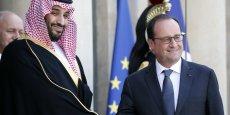 Sur la période 2010-2014, Ryad a acheté pour 7,9 milliards d'euros d'armements français