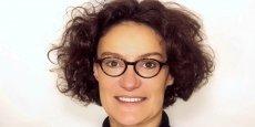 Stéphanie Sauvel, la présidente de Wiseed.