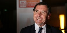Le candidat Modem aux régionales Robert Rochefort