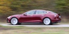 Après Paris et Aix-en-Provence, Bordeaux, plus précisément Mérignac, compte une succursale française de la marque californienne Tesla