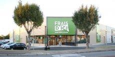 Frais d'ici, à Portet-sur-Garonne, enseigne lauréate du prix Concept store du Fodali 2015