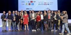 Les lauréats 2014