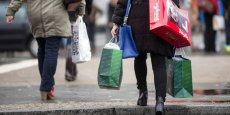 Les chiffres des deux derniers mois marquent un net ralentissement par rapport au début d'année vigoureux de la consommation des ménages en biens, qui représente un peu moins de 50% de leur consommation totale.