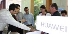 Une délégation de Lyon French Tech s'est rendue à Shenzhen pour appréhender le marché chinois de la high-tech. La visite du géant de la télécommunication Huawei était au programme.