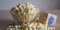 Avec le pop-corn, Nataïs cultive un appétit pour l'international