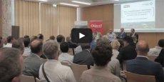 Le débat se déroulait au Domaine de Verchant, à Montpellier