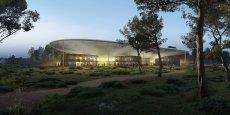 Thecamp, le campus nouvelle génération dédié à la ville du futur ouvrira ses portes à Aix-en-Provence sur 7 hectares de nature.